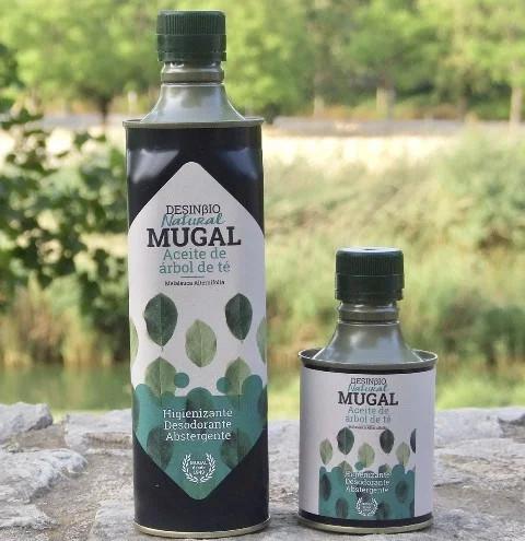 Aceite arbol de té Mugal