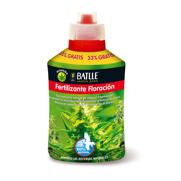 Fertilizante eco floracion Batlle