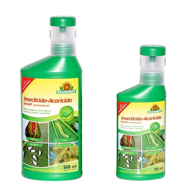 Insecticida acaricida Spruzit concentrado