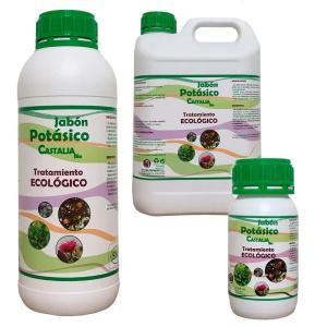 Jabón potásico BioCastalia