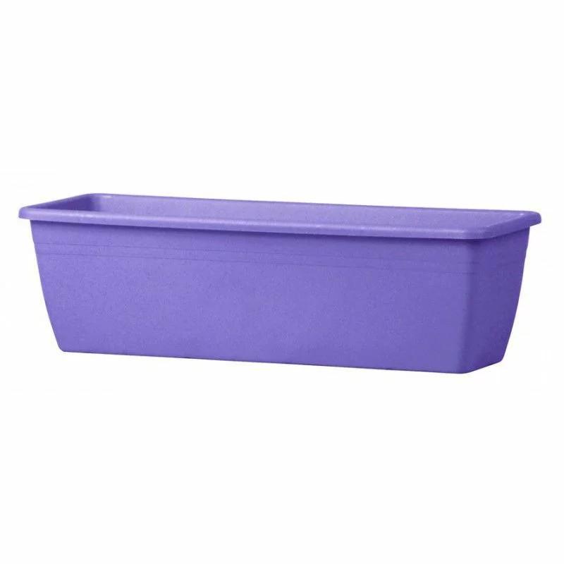 Jardinera Cassetta Mare color lila