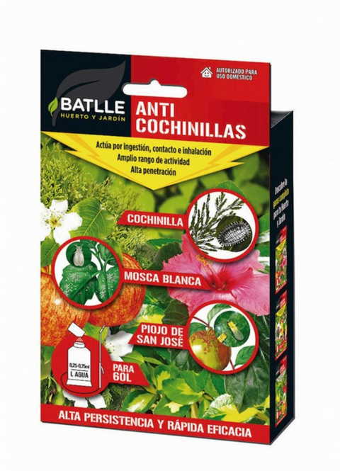 ANTICOCHINILLAS BATLLE  30 ML.