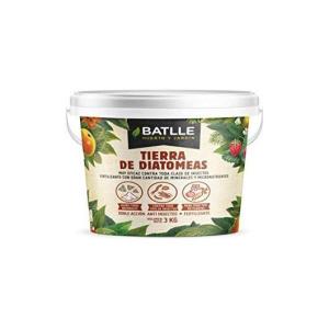 TIERRA DE DIATOMEAS BATLLE  3 KG.