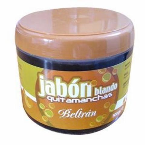 JABON BLANDO BELTRAN   500 GR.