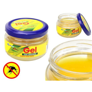 GEL CON CITRONELA