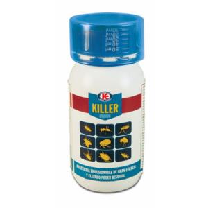 KILLER LIQUIDO 250 ML.