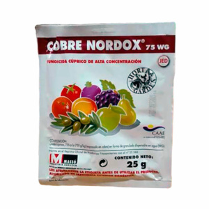 COBRE NORDOX WG-JED   25 G