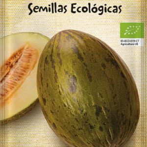 Semillas ecológicas de melón piel de sapo