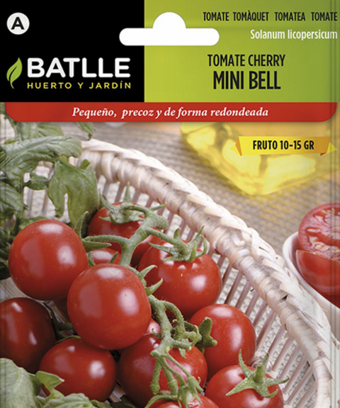 TOMATE CHERRY MINI BELL