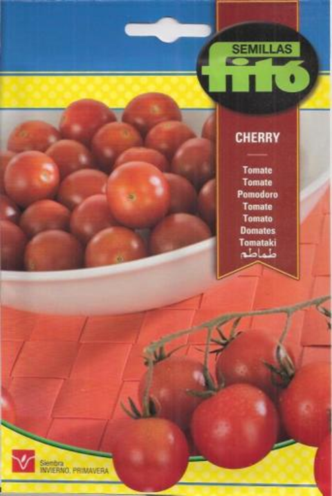 TOMATE CHERRY F1 FITO   1 GR.