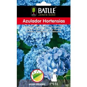 AZULADOR DE HORTENSIAS BATLLE   20 GR.