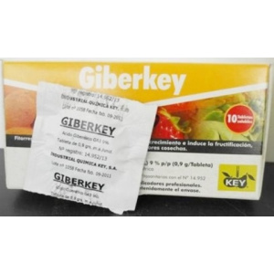 GIBERKEY TABLETA   1 GR.