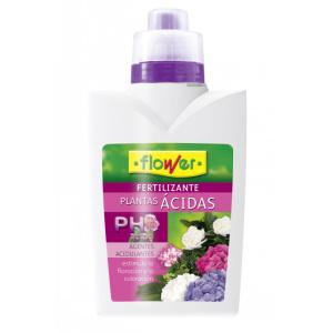 ABONO LIQUIDO PLANTAS ACIDAS FLOWER  500 C.C.