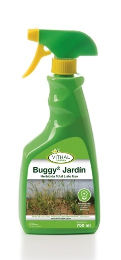 BUGGY SPRAY JARDIN HERBICIDA TOTAL - 750 ML