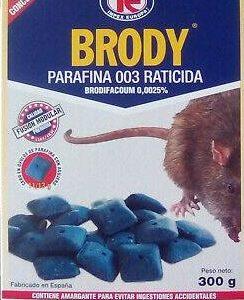 BRODY RATICIDA OVULOS 11/13