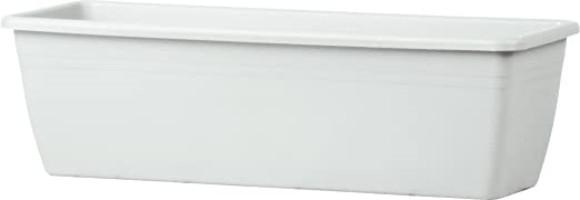 Jardinera Cassetta mare color blanco