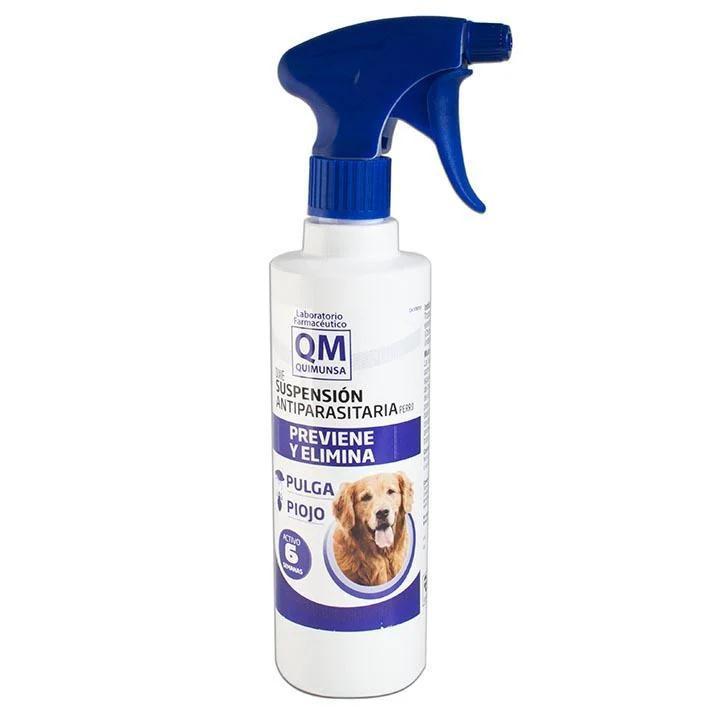 Suspensión antiparasitaria QM 500 ml