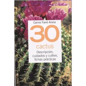 libro 30 cactus
