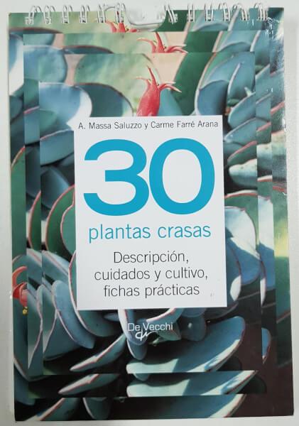 30 plantas crasas