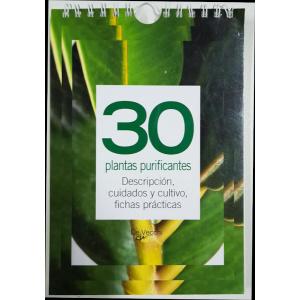 Libro 30 plantas purificantes