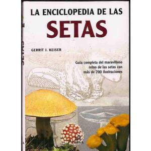 Libro la enciclopedia de las setas