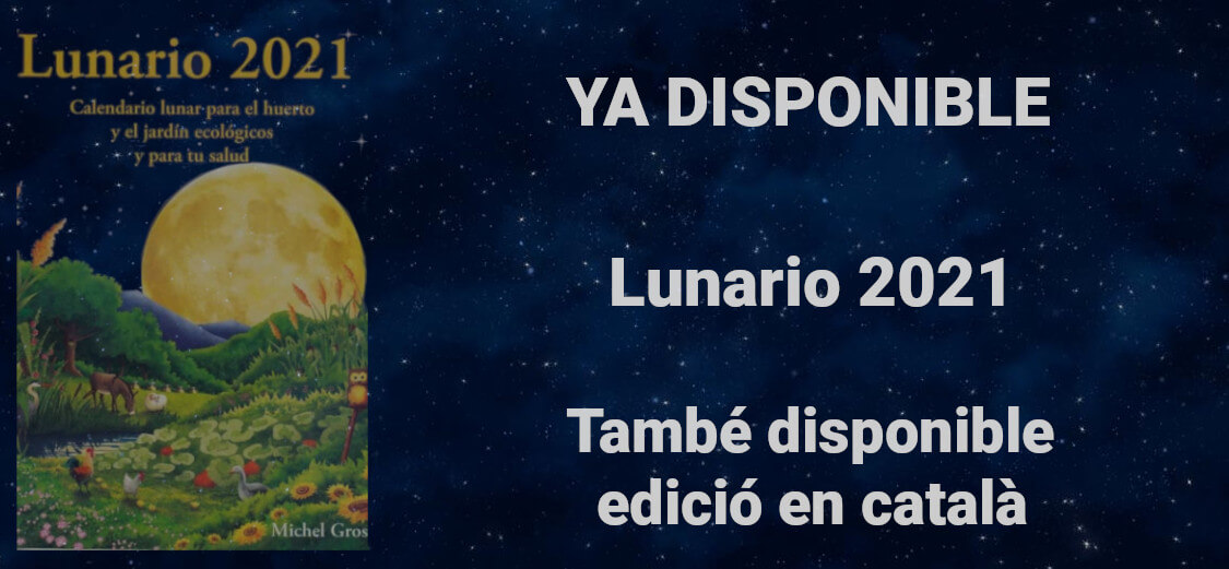 Lunario 2021 michel gros ya disponible