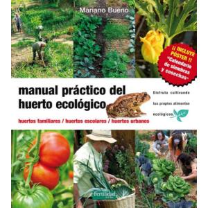 Libro manual practico del huerto ecologico - Mariano Bueno