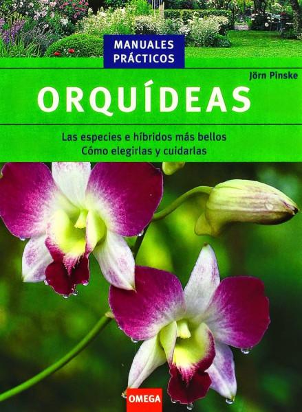 LIBRO MANUAL ORQUIDEAS OMEGA