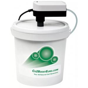 CO2BOOST cubo y bomba