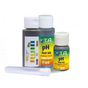 Kit test PH T.A. GHE